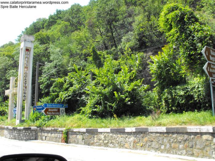 Băile Herculane – Cascada Vânturătoarea – Poiana Cicilovete